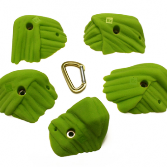 Plated Sandstone Jugs (X-Large) - Element Climbing