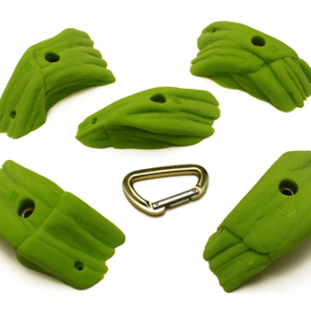 Klettergriffe Plated Sandstone Pinches (Large) - Element Climbing