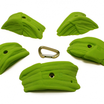 Klettergriffe Plated Sandstone Pinches (X-Large) - Element Climbing