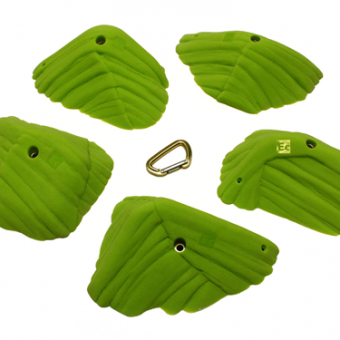 Plated Sandstone Slopers (XXX-Large) - Element Climbing