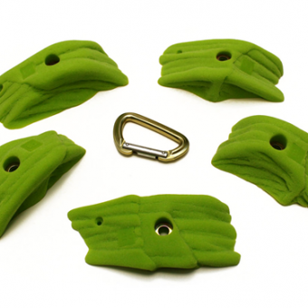 Klettergriffe Plated Sandstone Pinches (Medium) - Element Climbing
